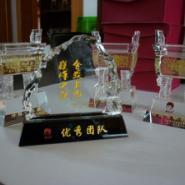 合肥水晶冰山奖牌供应商图片