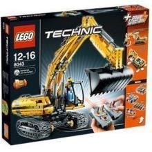 供应乐高LEGO 8043 电动挖掘机 Motorized Exca批发