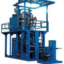 供应吹膜机-PP双模头吹膜机