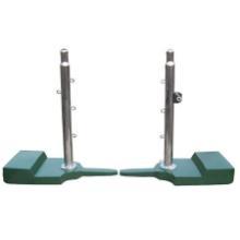 供应移动式铸铁网球柱/移动式网球柱/铸铁网球柱/比赛用网球柱/训练用图片