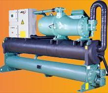 供应船舶专用中央空调系统