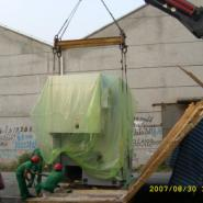 上海机器拆箱定位图片