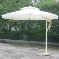 供应合肥庭院伞/中柱伞