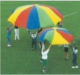 河北儿童彩虹伞感统训练器材图片