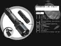 上海渝荣特种蓝光电筒价格