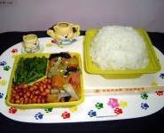 合肥食堂承包膳食餐饮管理服务图片
