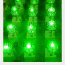 供应草帽绿光灯珠