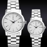 供应不锈钢礼品手表 节庆纪念的最佳选择