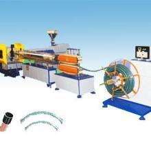 供应PVC螺旋钢丝增强软管生产线-PVC螺旋钢丝增强软管生产线厂家图片