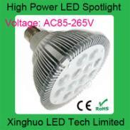 LED大功率PAR38射灯图片