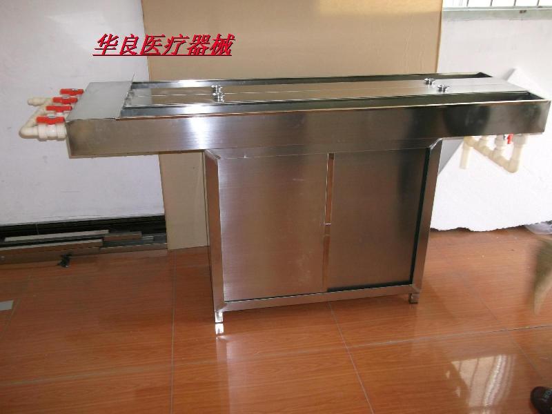 供应质量最优的不锈钢内窥镜清洗槽