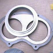 海南中联泵车硬质合金眼镜板销售商图片
