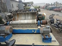 LW400型卧式螺旋卸料沉降离心机图片