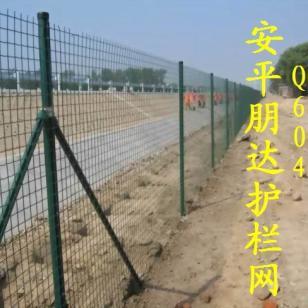 安平电焊网朋达荷兰网丝网铁路护栏图片