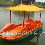 供应面向全国各省批发四人仿古脚踏船,4人仿古脚踏船,脚踏船价格