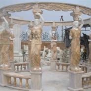砂岩雕塑砂岩人物雕塑图片