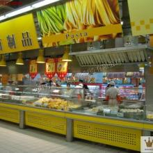 伊春超市展示设备超市保鲜柜熟食柜冰鱼台订制批发