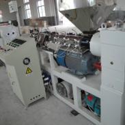 PC管材型材生产线图片