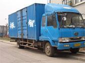 诚信上海到常州专线运输图片