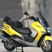 尊翔摩托车行售雅马哈踏板125图片