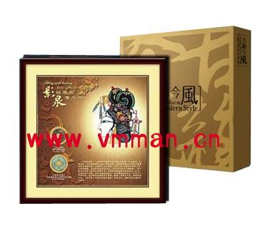 供应陕西西安历史文化名品皮影古钱币