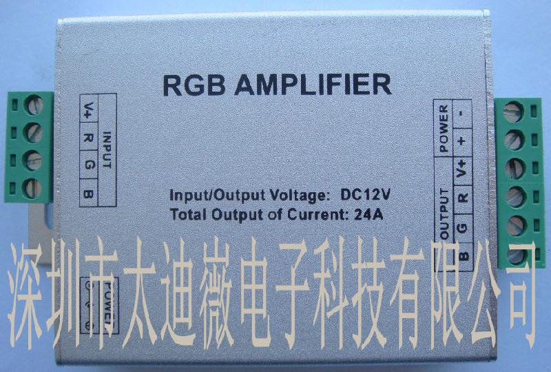 LED放大器12V全彩放大器