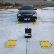 轮重检测秤厂家:生产聚杰车辆轮重秤(轮重检测仪)