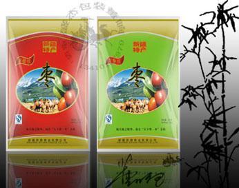 红枣包装袋图片/红枣包装袋样板图 (3)