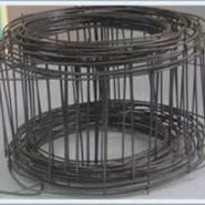 焊接型20cm宽砖带网图片