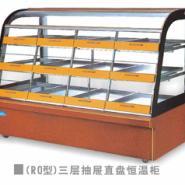 RO型三层抽屉直盘恒温柜图片