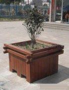 长沙木制花盆架图片