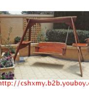 长沙有制作防腐木秋千摇椅的吗图片