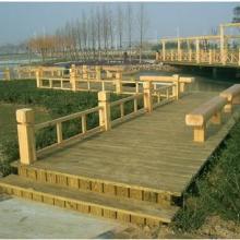 供應湖南防腐木地板廠家、長沙防腐木地板生產廠、江西防腐木地板批發圖片