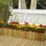 长沙木制花盆出厂价格图片