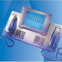 供应双手柄调度指挥电话录音系统 两线 四线 热键 触摸屏图片