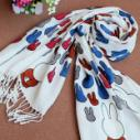 供应冬季选择什么样的围巾暖和呢?