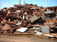 供应回收废金属