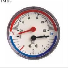 供应温度压力表供热暖通领域菲索Afriso专业代理济南批发