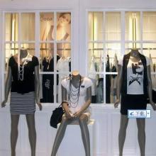 供应广州男女装模特时装橱窗展示模特厂