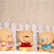 供应广东广州毛绒玩具厂维尼熊