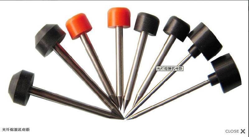 供应西安光纤熔接机原装电极  厂价报价     价位