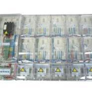 利安电器组合型14表位电表箱图片