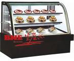蛋糕冷藏柜立式展示柜蛋糕柜3d模图片