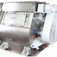 WZ无重力双轴浆叶混合机图片