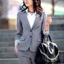 时尚职业制服定做批发杭州品牌女装