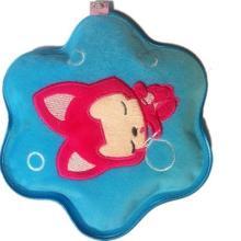 供应电脑绣花卡通电热水袋电暖袋 暖宝宝 卡通热水袋 暖手袋 热水袋