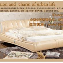 家具办公室家具儿童家具现代时尚软床进口皮床艺维度28092批发
