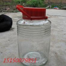 供应各类糖果罐玻璃包装容器,广口瓶,酱菜瓶批发