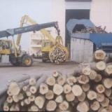 供应液压轮胎式抓木机人造板木材