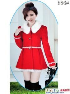 杭州服装批发2011新款棉袄苏州图片